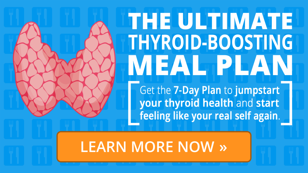 The Ultimate Thyroid-Boosting Meal Plan