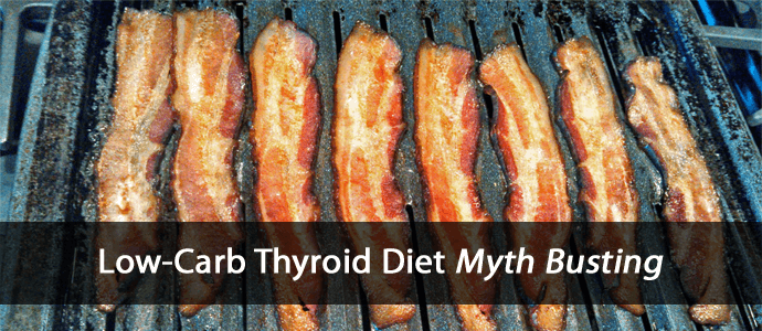 low carb thyroid dangers