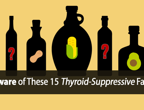 15 Worst Cooking Oils for Your Thyroid