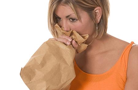 bag-breathing