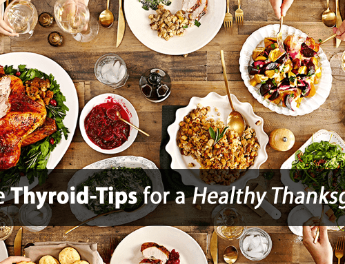 5 Simple Thyroid-Friendly Healthy Thanksgiving Tips for Turkey Day