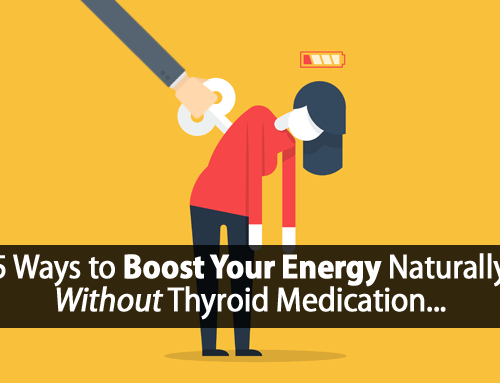5 Natural Ways to Fight Fatigue with Hypothyroidism