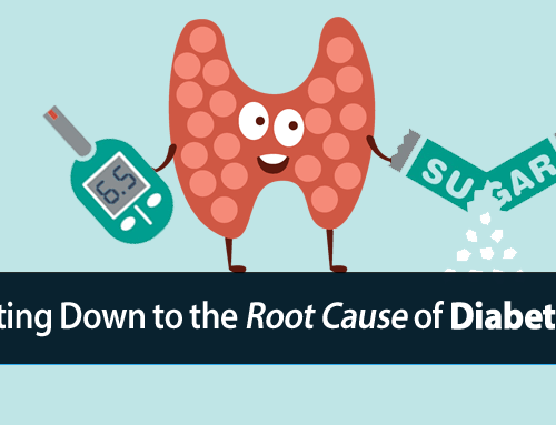 Hypothyroidism and Diabetes: How to Reverse It and Why Sugar Is NOT the Problem