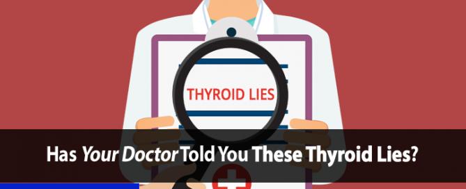 thyroid lies