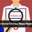 thyroid lies