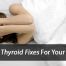 hypothyroidism and adrenal fatigue
