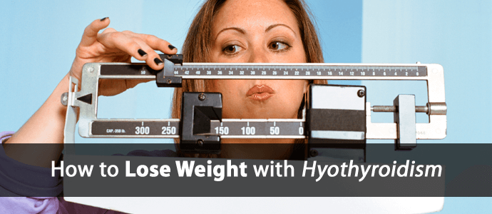 hypothyroidism weight loss
