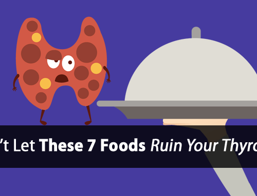 7 Thyroid-Suppressive Foods to Avoid with Hypothyroidism