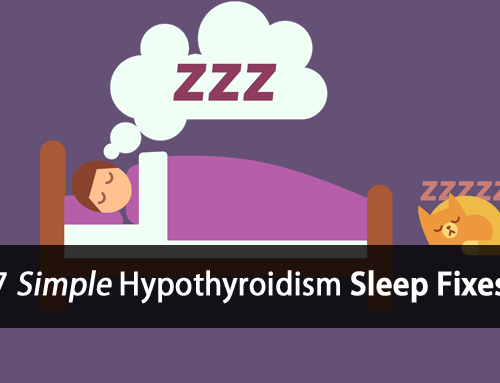 How to End Insomnia and Wake Up Refreshed with Hypothyroidism