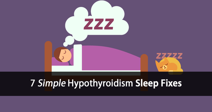 hypothyroidism and insomnia
