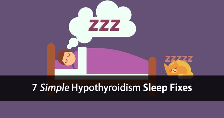 hypothyroidism and insomnia