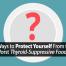 worst food thyroid