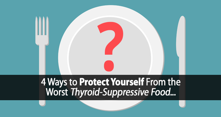 worst food thyroid