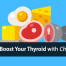 thyroid and high-cholesterol diet