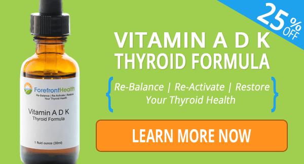 Vitamin ADK Thyroid Formula