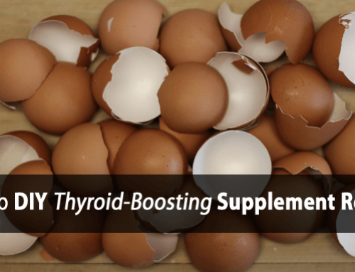 How to Lower Inflammation, Boost Thyroid and Metabolism, and Protect Yourself from Cancer with Eggshells