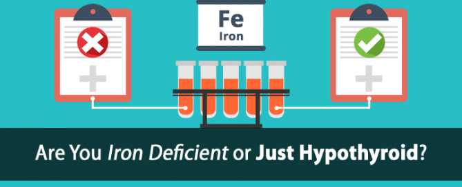hypothyroidism and ferritin