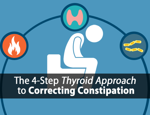 "Hypothyroidism and Constipation: How to ""Safely"" Clear Up Constipation Without the Dangers of Excessive Fiber"