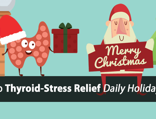 6-Step Daily Holiday Plan to Reduce Stress and Boost Your Thyroid for Christmas Day