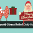 thyroid holiday plan