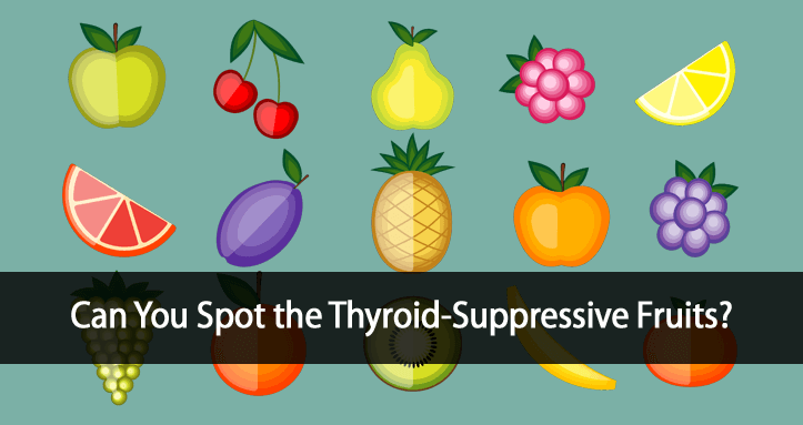 hypothyroidism fruits to avoid