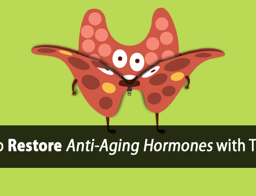 How Supplementing Thyroid Hormone Helps You to Reverse Aging and Feel Younger