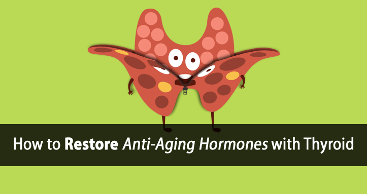 thyroid hormone anti-aging