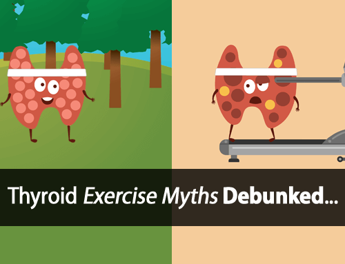 Walking Burns More Calories Than Running? (Debunking Thyroid Exercise Myths)