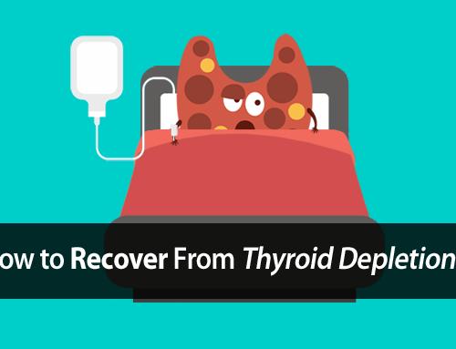 Case Study of a Severely Hypothyroid 17 Year Old Grandma With Extreme Thyroid Depletion