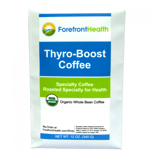thyroid boosting coffee