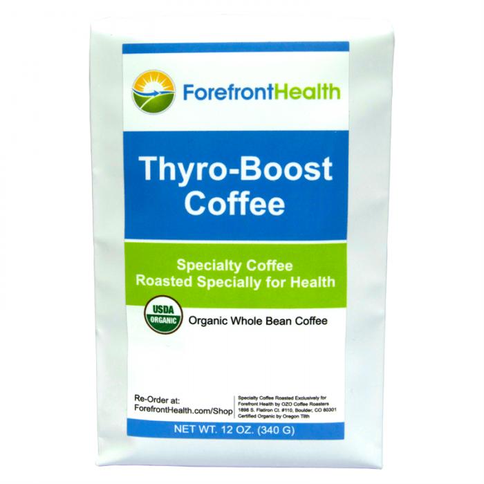 thyroid boosting coffee